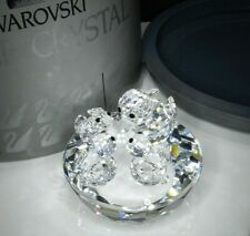 Nib Swarovski Crystal Birds Nest 7470Nr050 013842 Retired Mom & 3 Chicks New Usa