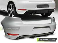 PARAURTI POSTERIORE VW GOLF 6 GTI STYLE SINGLE *3203