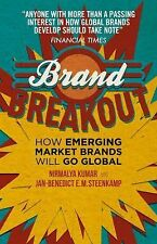 Brand Breakout by Jan-Benedict E. M. Steenkamp and Nirmalya Kumar (2013 Hardcvr)