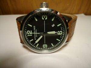 Stuhrling Quartz Watch Looks And Works Great