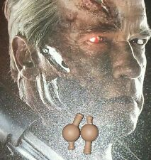 1/6 Hot Toys Terminator  Genisys T-800 Hand Pegs MMS307 *US Seller*