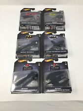 2020 Hot Wheels Premium 1:50 Batman Batmobile Bat-Ski Batwing full set of 6 VHTF