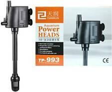 TIANRUN Aquarium Powerhead TP- 993 -M.Flow- 2800 L/H - Power-35 W - Max Ht: 2 m