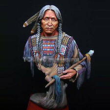 1/10 Unpainted Resin Figure Bust Model movie character Indian Garage Kit statue