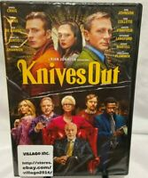 Knives Out DVD Daniel Craig, Chris Evans, Ana De Armas, Jamie Lee Curtis