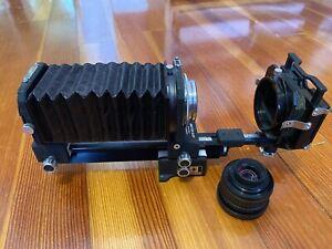 Pentax Auto Bellows & Slide Copier for 35mm Camera SLR