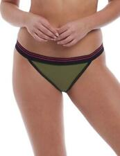 Freya Club Envy Tanga Bikini Brief Bottoms 6824 Womens Swimwear Khaki