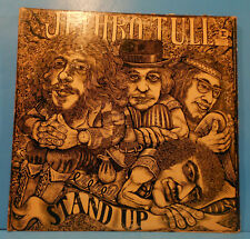 JETHRO TULL STAND UP  VINYL LP 1969 RE '70 POP-UP GATE NICE CONDITION! VG/VG!!B