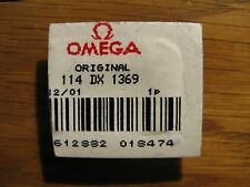 Omega Stainless Steel & Gold Plated Link - Part No 114DX1369 - Brand New in Pack