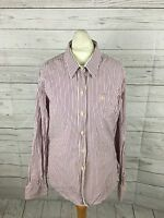 Women's Jack Wills Shirt - UK12 - Striped -Great Condition
