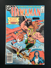 A6, Comic DC Hawkman, # 4 Nov 86