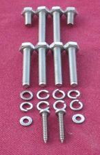 TRIUMPH Stag COFANO elementi di fissaggio in acciaio inox