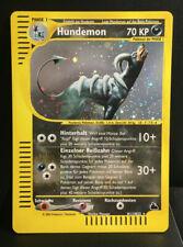 Hundemon Holo Skyridge Near Mint German Houndoom For Pokemon Card