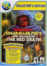 Dark Tales Edgar Allan Poe's The Masque Of The Red Death PC Games Windows 10 8 7