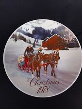 Smucker'S Of Strawberry Lane Collector'S Series 1978 Christmas Plate