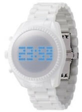 O.D.M. JC06-02 JCDC Pop Hours Series White Unisex Watch