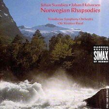 Johan Svendsen/Johan Halvorsen Norwegian rhapsodies Ole Kristian Ruud