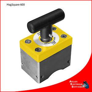 Positionneur Magnétique MagSquare 600