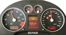 Audi (A3, TT) & VW Jaeger Instrument Cluster (dashboard) Repair