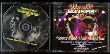 BONFIRE - HEARTS BLEED THEIR OWN BLOOD CD 1998 5 TR 80021