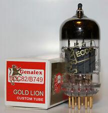 Genalex Gold Lion 12AU7/ECC82/B749 tubes, Brand New !