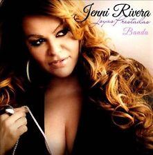Joyas Prestadas [Banda Version] by Jenni Rivera (CD, Nov-2011, Fonovisa) NEW