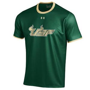 "South Florida Bulls Under Armour NCAA ""Huddle Up"" Performance Sideline S/S Shirt"