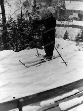 2 x Gräfenthal-1930-Thüringen-Saalfeld-schloss wespenstein-cute Girl-Mädchen-ski