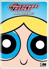 Powerpuff Girls & Friends DVD