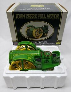 RARE John Deere Pull Motor Tractor 1/16 Scale By Speccast Limited Ed. 1 Of 2500