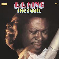 B.B. King - Live & Well 180G LP REISSUE NEW GATEFOLD BEAR FAMILY Bill Szymczyk