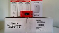 HONEYWELL SECURITY LYNX PLUS WIRELESS PET FRIENDLY ALARM KIT WITH 5 SENSORS