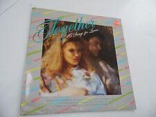 "Insieme. 16 canzoni per gli amanti. K-TEL. 12"" 33rpm LP DISCO. 1986."