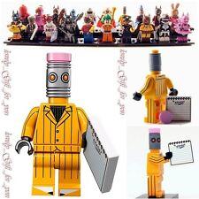 LEGO Minifigures Batman The Movie   71017 Collectible New No: 12 The Eraser