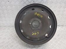"Jante acier / tole - Renault Laguna 3 III - 6.0 x 16"" - ET39"
