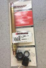 Collo DRITTO QT 180 7 per Torcia Bernard™ SALDATURA - Fatto in USA - NUOVO