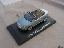 voiture  1/ 43   volkswagen concept  c     serie  13