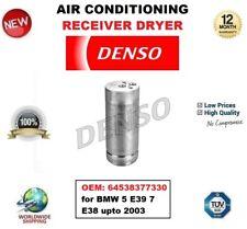 DENSO AIR CONDITIONING RECEIVER DRYER OE: 64538377330 for BMW 5 E39 7 E38 ->2003