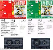 MC Ciao Italia, (1988) Ramazzotti Battiato Tozzi Cutugno Fogli Baglioni Milva