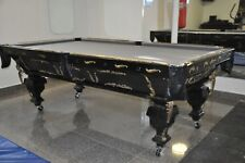pool table antique one of a kind