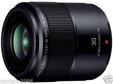 (neu sonstige) Panasonic LUMIX G Makro 30mm F2.8 Camera. Mega OIS H-HS030 Objektiv * Angebot