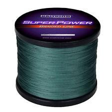 KastKing SuperPower 1000m Braided Fishing Line Abrasion Resistant Green Line AU