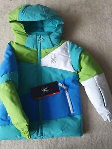 Girl's Spyder Ski Jacket 2-3  Years NWT