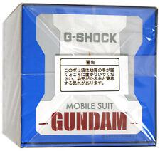 F/S Gundam g-shock gshock g 35th Bandai Mobile Suit g-shock wrist watch EMS