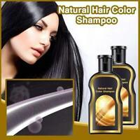 Reverse Hair Color Shampoo Non-toxic Safe Natural Hair Nourishing Natural Therap
