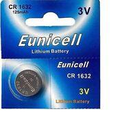 ENVOI SOUS SUIVI EUNICELL 1 pile CR1632 1632 - 3V Lithium