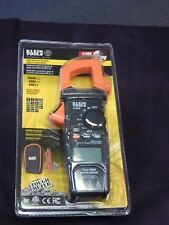 KLEIN TOOLS -  600A AC Auto-Ranging Digital Clamp Tough Multi Meter - (CL600)