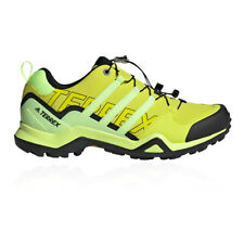 adidas Mens Terrex Swift R2 Walking Shoes Yellow Sports Outdoors Breathable