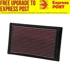 K&N PF Hi-Flow Performance Air Filter 33-2075 fits Subaru Forester 2.5 XT (SG)