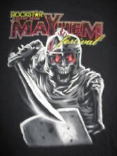 2011 Mayhem Festival Godsmack Disturbed Megadeth Trivium (Xl) Shirt